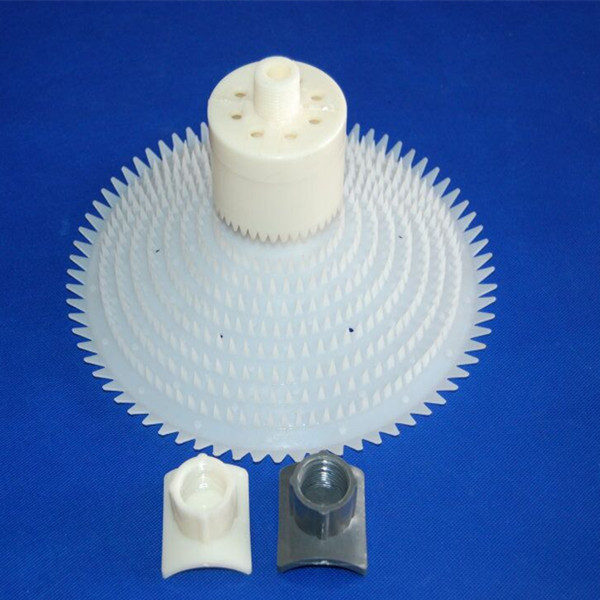 plastic disc aerator for wastewater treatment plants