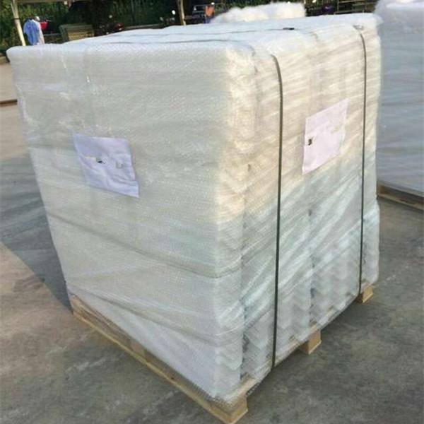 tube settler packing