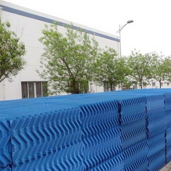 Designer Crazy Selling square cooling tower fill, Industrial evaporative cooling tower fill pack , S wave fills