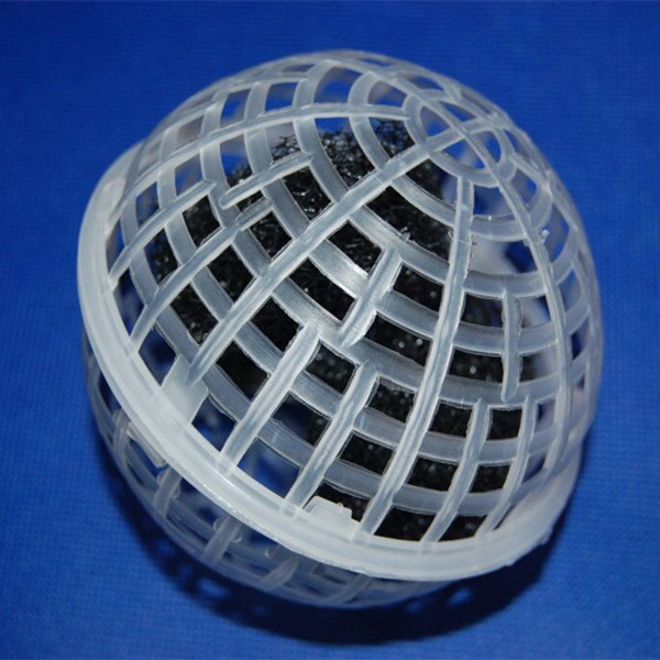 plastic poriferous suspend ball