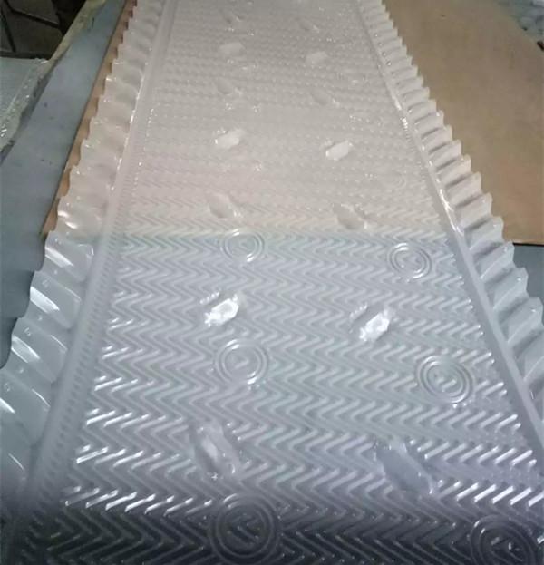 760毫米马利冷却塔填料的聚丙烯